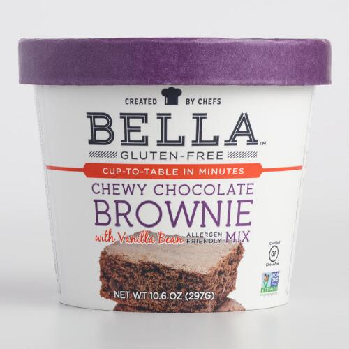 Bella Chewy Chocolate Brownie Mix