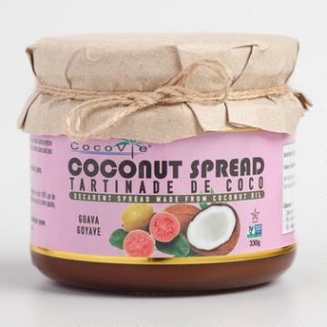 Cocovie Guava Coconut Spread