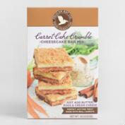Pelican Bay Carrot Cheesecake Bars