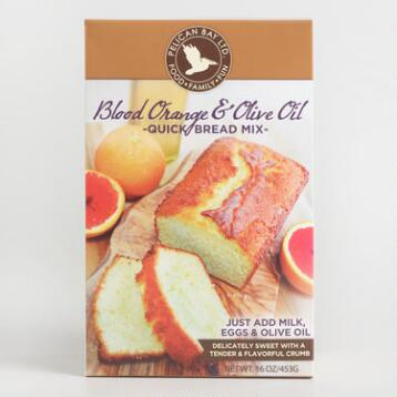 Pelican Bay Blood Orange and Olive Oil Quick Bread Mix