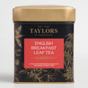 Taylors of Harrogate English Breakfast Loose Leaf Tea Tin