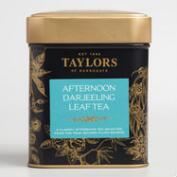 Taylors of Harrogate Darjeeling Tea Tin