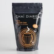 Chai Diaries Ginger Chai Tea