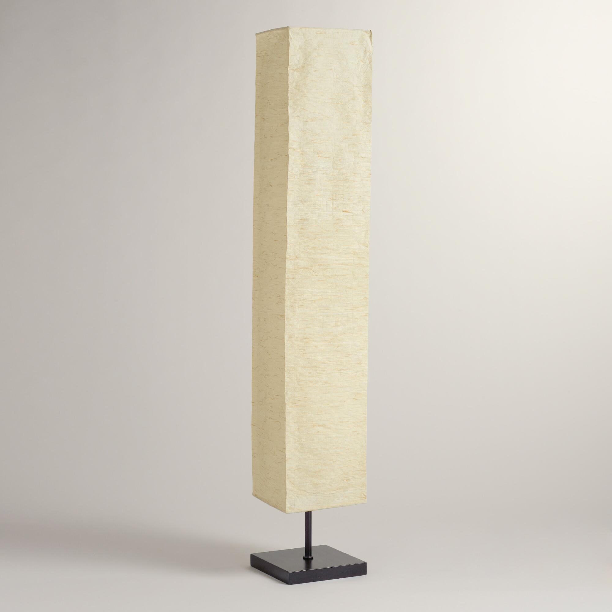 Kabuki Paper Floor Lamp  World Market