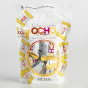 OCHO Mini Caramel Milk Chocolate Bars