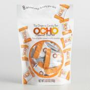 OCHO Mini Peanut Butter Milk Chocolate Bars