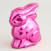 Frey Milk Chocolate Bunny in Pink