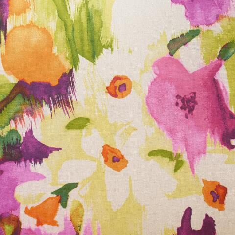 Watercolor Floral Ariana Accent Chair World Market