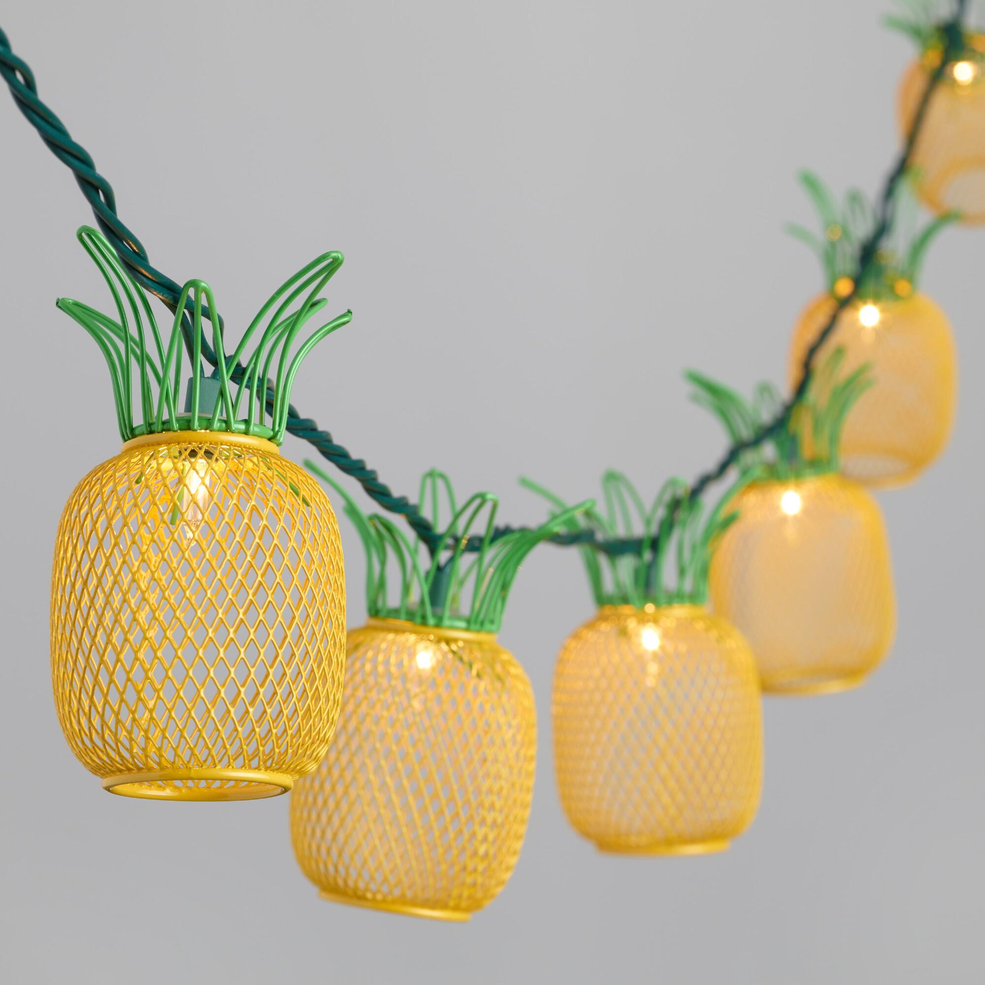 Pineapple Decorations For Room