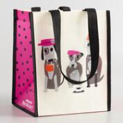 Small Posh Pups Totes Set of 2