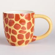 Kids Giraffe Surprise Mugs, Set of 2
