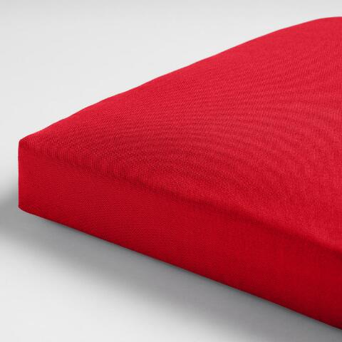 Red Outdoor Chair Cushion World Market