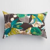 Jungle Fruit Outdoor Lumbar Pillow