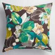 Jungle Fruit Outdoor Throw Pillow