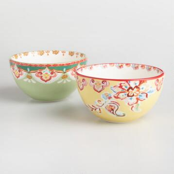 Serengeti Bowls Set of 2