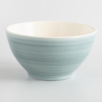 Aqua Spinwash Bowls Set of 4