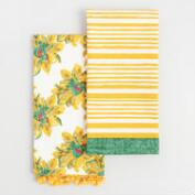 Annabel Kitchen Towel Collection
