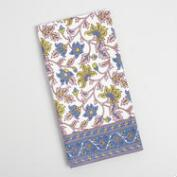 Lavender Floral Kitchen Towel