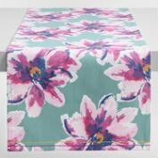 Annabel Floral Table Runner