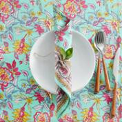 Sarita Floral Table Linen Collection