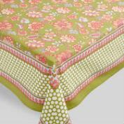 Audrey Floral Tablecloth