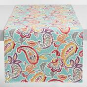 Paisley Valentino Table Runner