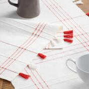 Ziva Woven Table Linen Collection