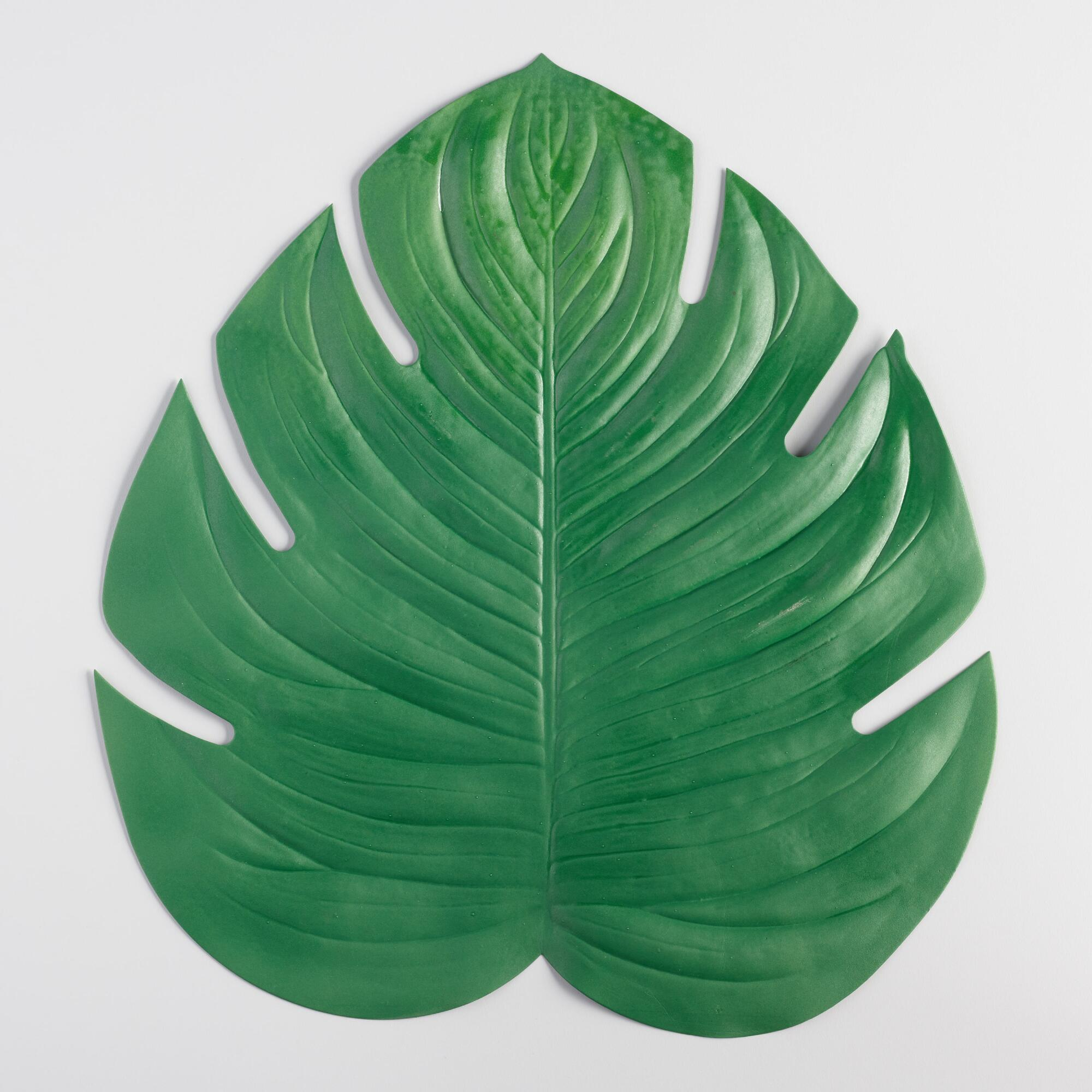 Palm Leaf Placemat World Market