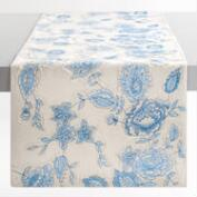 Lavender Floral Philipa Table Runner