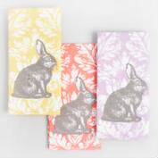 Bunnies Kitchen Towels Set of 3