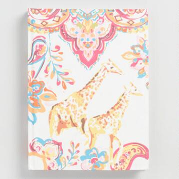 Serengeti Handmade Journal