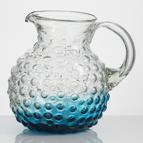 Blue Ombre Catalina Pitcher