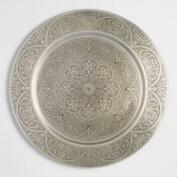 Metal Disc Mandara Wall Decor