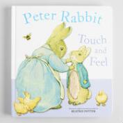 Peter Rabbit Touch and Feel Board Book