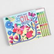 Butterfly Fairy Oil Pastels 32 Pack