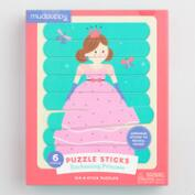 Princess Puzzle Sticks
