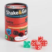 Shake & Go Farkle Dice Game