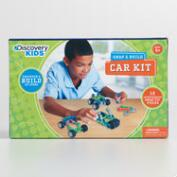 Discovery Kids 37 Piece Snap and Build Car Kit