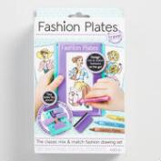 Kahootz Fashion Plates Travel Set