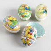 Medium Nestler Nesting Easter Eggs Set  of 4
