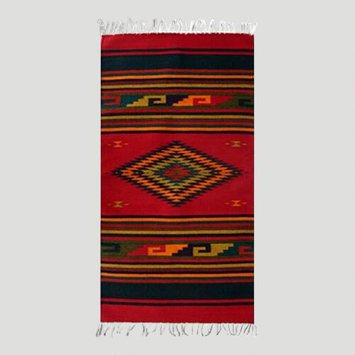 Novica Natures Colors Rug
