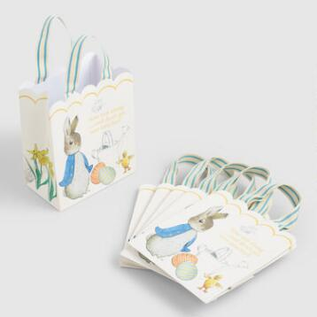 Peter Rabbit Party Bags Set of 6