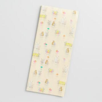 Easter Tissue Paper Set of 2