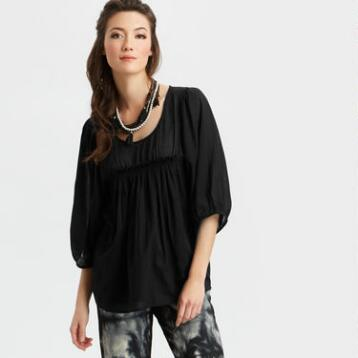 Black Terri Top