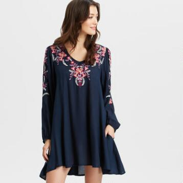 Blue Luna Dress