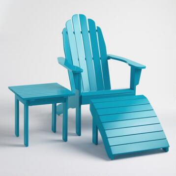 Surf Blue Adirondack Collection