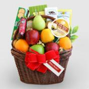 Bountiful Fruit Gourmet Gift Basket