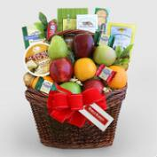 Abundance Fruit Gift Basket