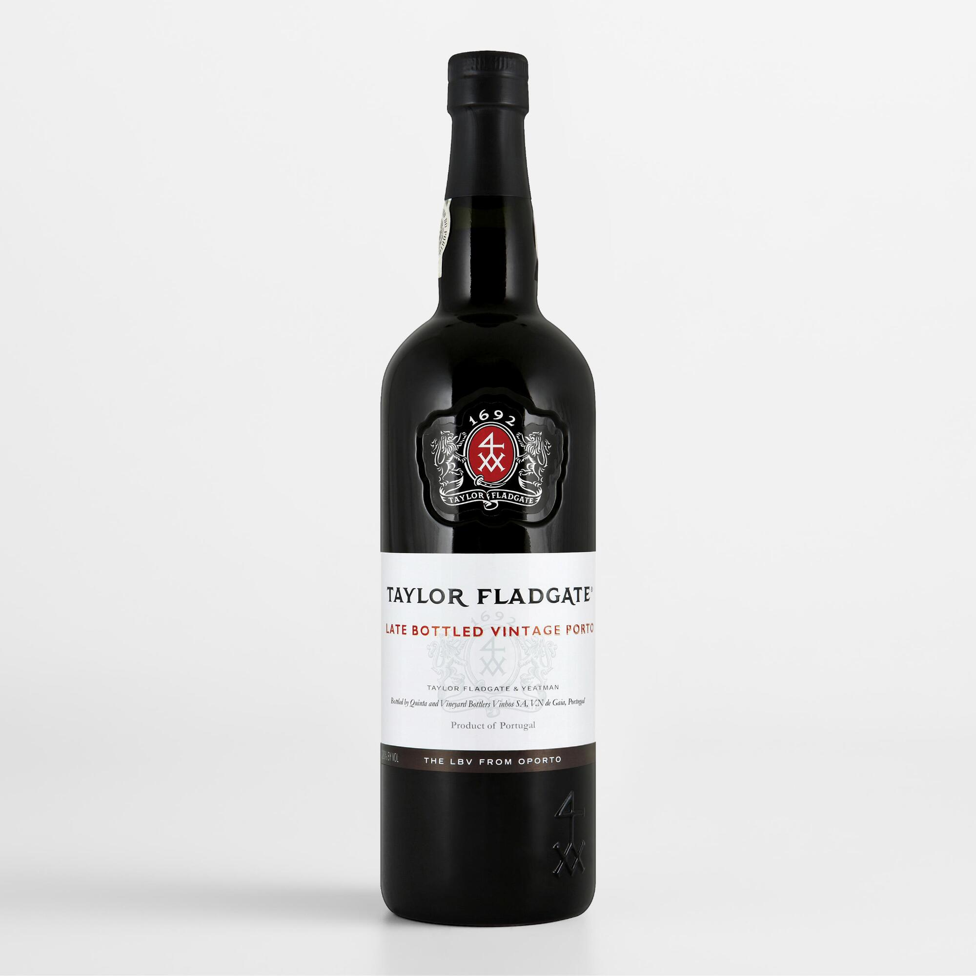 World Market Lately: Taylor Fladgate Late Bottled Vintage Port