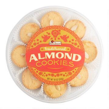 Asian Passage Traditional Almond Cookies